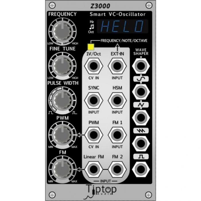 TipTop Audio Z3000 MKII VCO Eurorack Oscillator Module