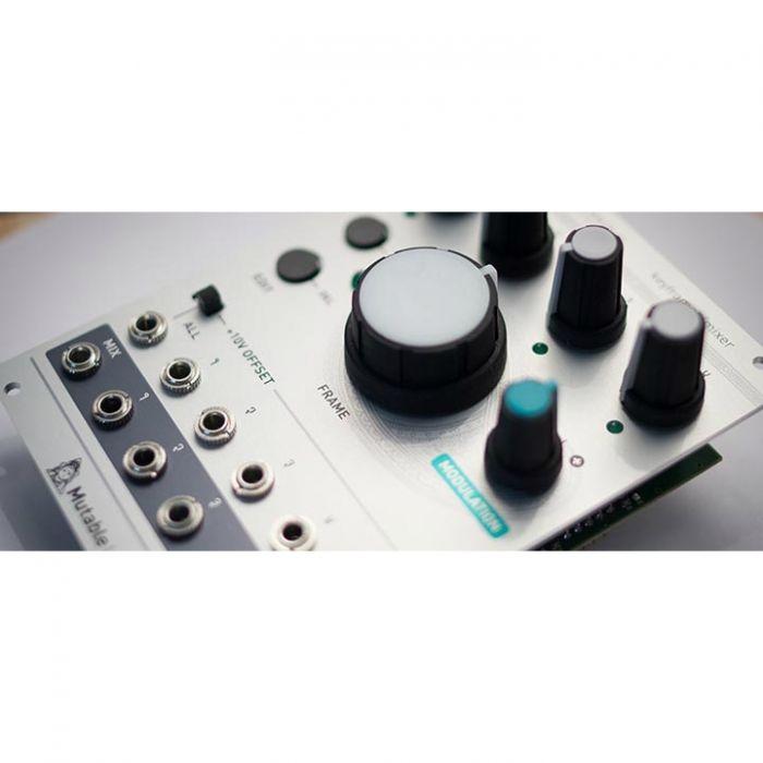 Mutable Instruments Frames Eurorack Quad VCA/Mixer Module