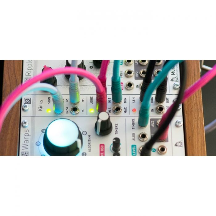 Mutable Instruments Kinks Eurorack Audio & CV Processor Module