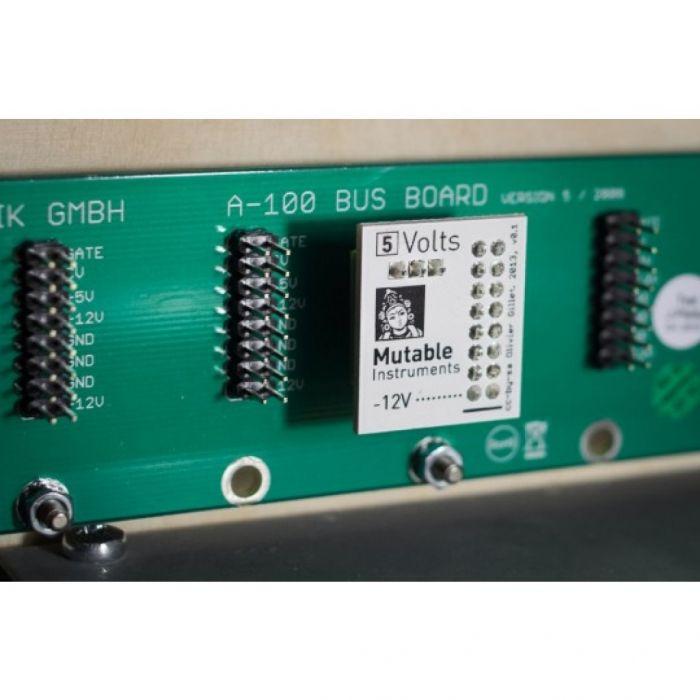 Mutable Instruments Volts +5V Eurorack Power Adaptor