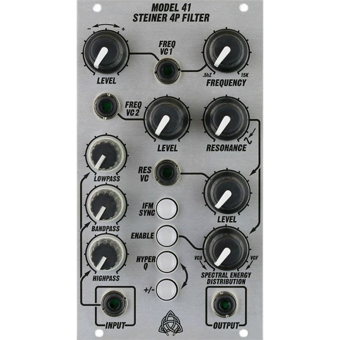Electro Acoustic Research Model 41 Eurorack Steiner Filter Module