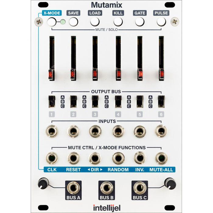 Intellijel Mutamix Eurorack CV/Audio Mixer Module
