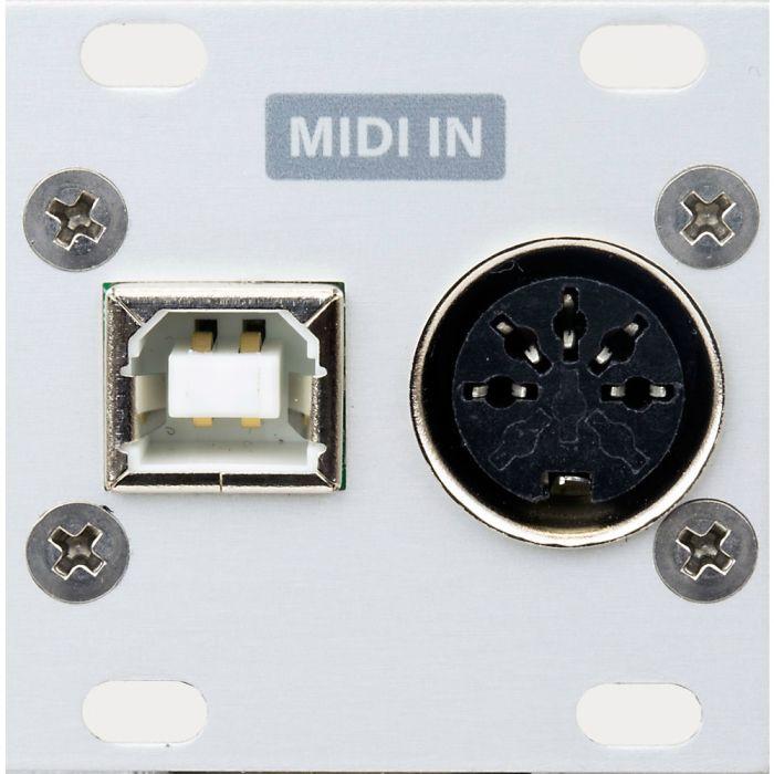 Intellijel uMIDI Jacks Eurorack 1U MIDI Interface Module