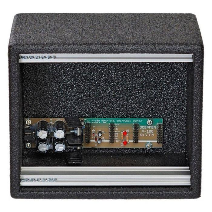 Doepfer A-100 MC Eurorack Compact  Powered Case (3U - 32hp) - Black