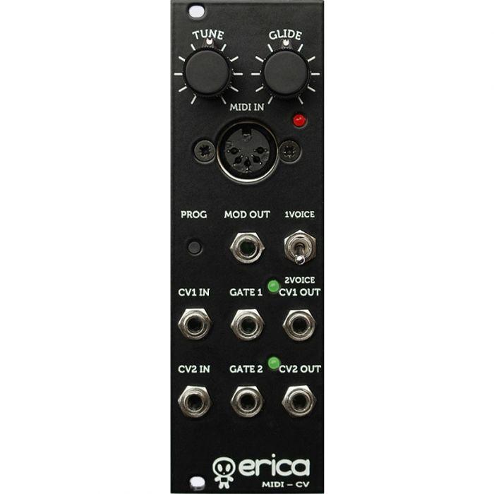 Erica Synths Duophonic Eurorack MIDI/CV Module