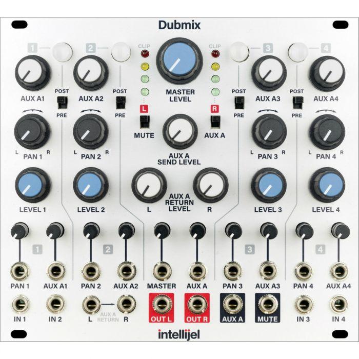 Intellijel Dubmix Eurorack Mixer Module