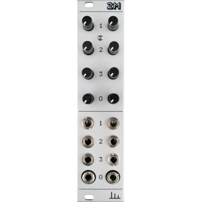 Transient Modules 2M Eurorack Mixer Module