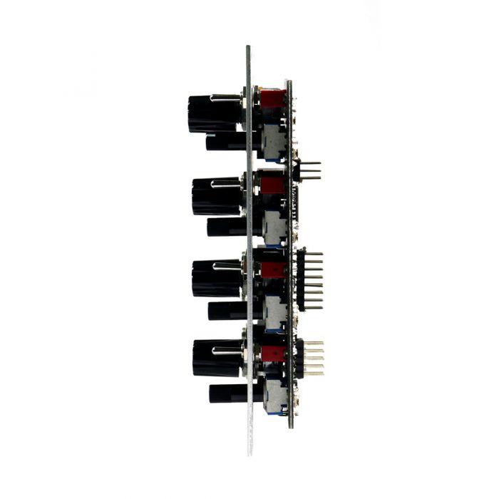 4ms Eurorack QCD Expander Module (Quad Clock Distributor)