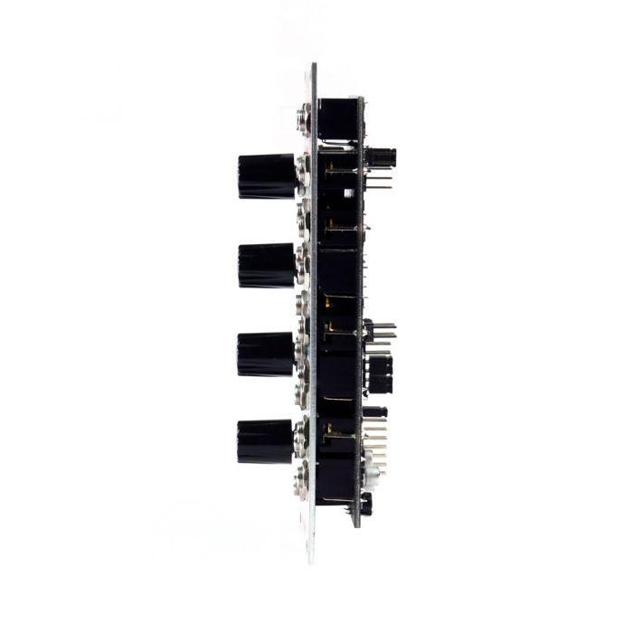 4ms Quad Clock Distributor Eurorack Module rev 2 (QCD)