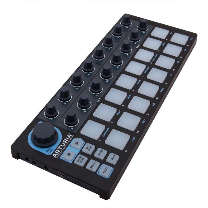 Arturia Beatstep USB Pad & Sequencer Controller w/ CV/Gate (Black)