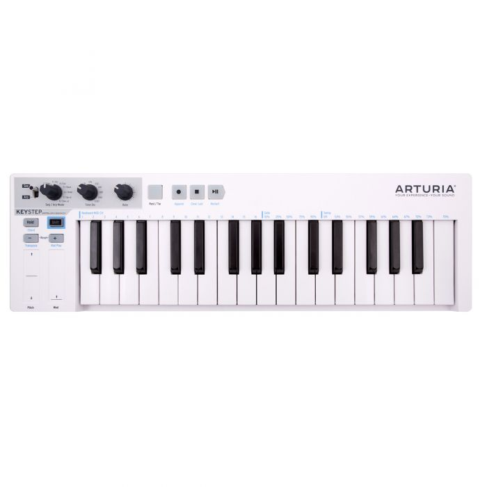 Arturia Keystep USB Keyboard Controller & Arpeggiator