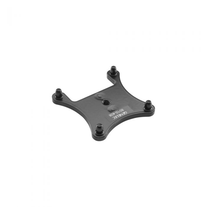 Genelec 8010-408 Stand Plate for 8010 Series Monitors (Black)