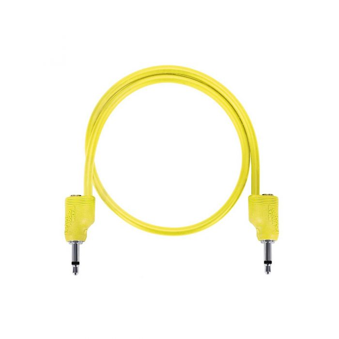 TipTop Audio StackCable 50cm  Eurorack Multi Patch Cable (Yellow)