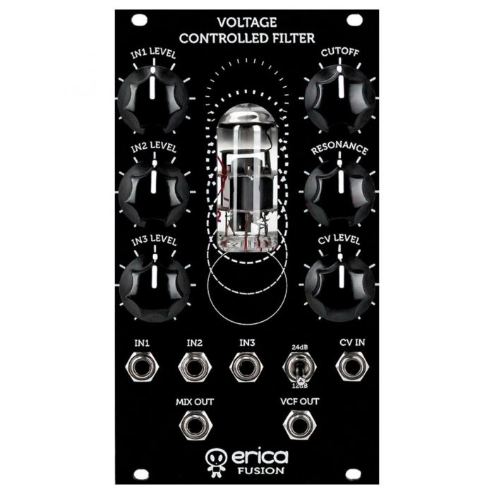 Erica Synths Fusion VCF V2 Eurorack Filter Module