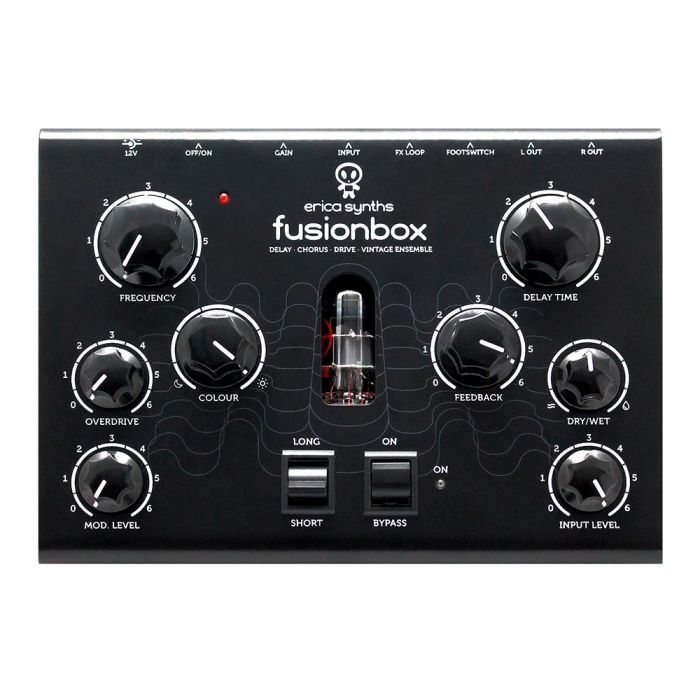 Erica Synths Fusion Box Desktop Analog Effects Processor