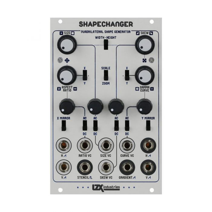 LZX Industries Shapechanger Eurorack Video Module