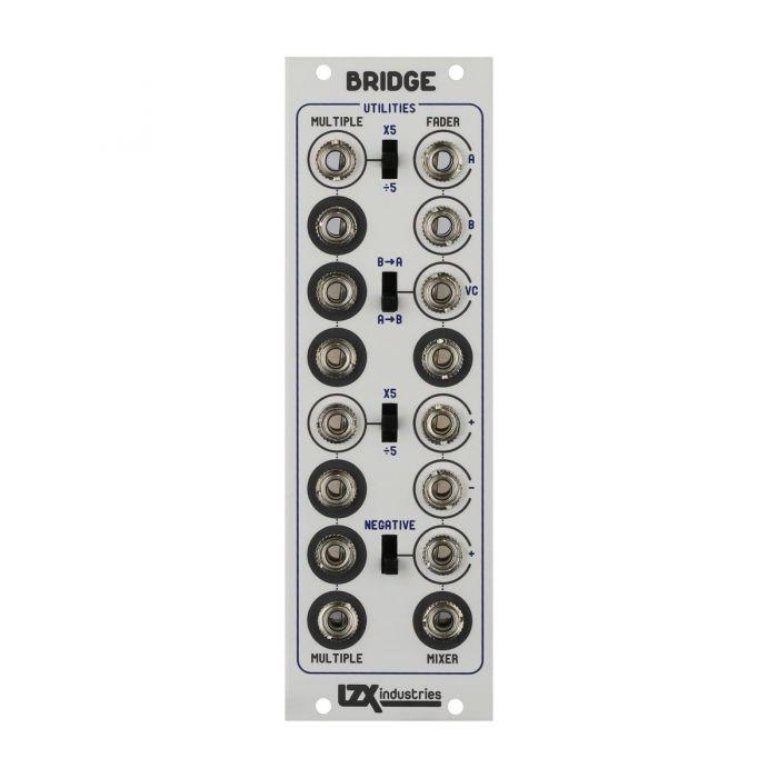 LZX Industries Bridge Eurorack Video Utility Module