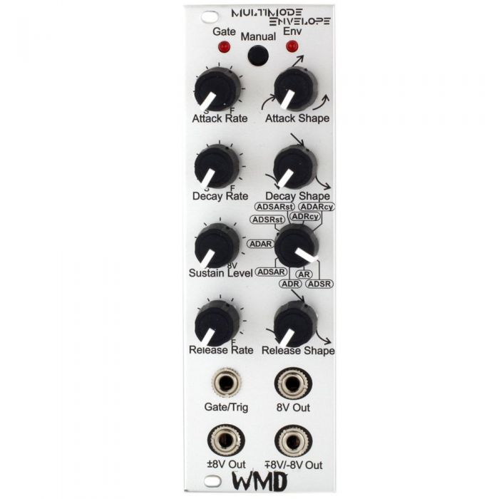 WMD Multimode Envelope Eurorack Module