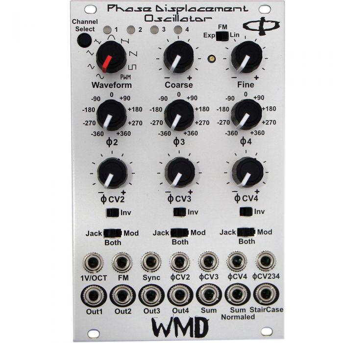WMD Phase Displacement Oscillator MKII Eurorack VCO Module