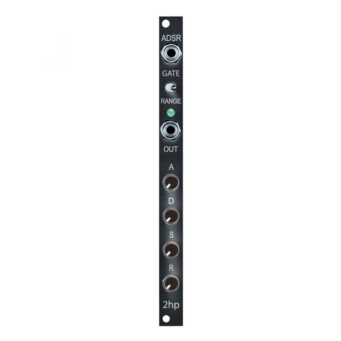 2hp ADSR Eurorack Module (Black)