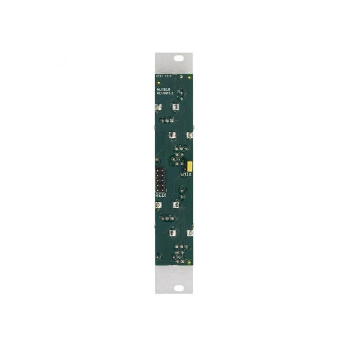 ALM Busy Circuits O/A/x2 Eurorack Attenuverter/Utility Module (ALM010)