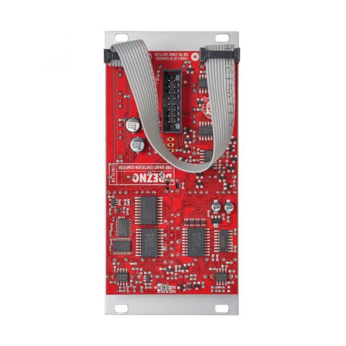 XAOC Devices Drezno Euorack Utility Module