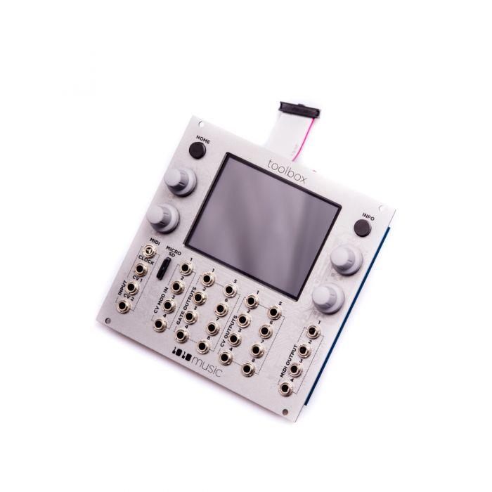 1010 Music Toolbox Eurorack Sequencer & Function Generator Module