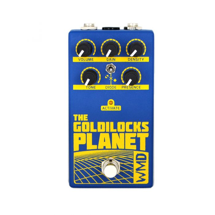 WMD Goldilocks Planet Distortion Effects Processor