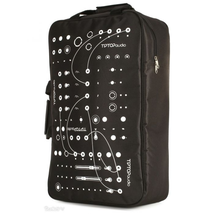 TipTop Audio Mantis Eurorack Case Padded Carry Bag (Me Spaceship)