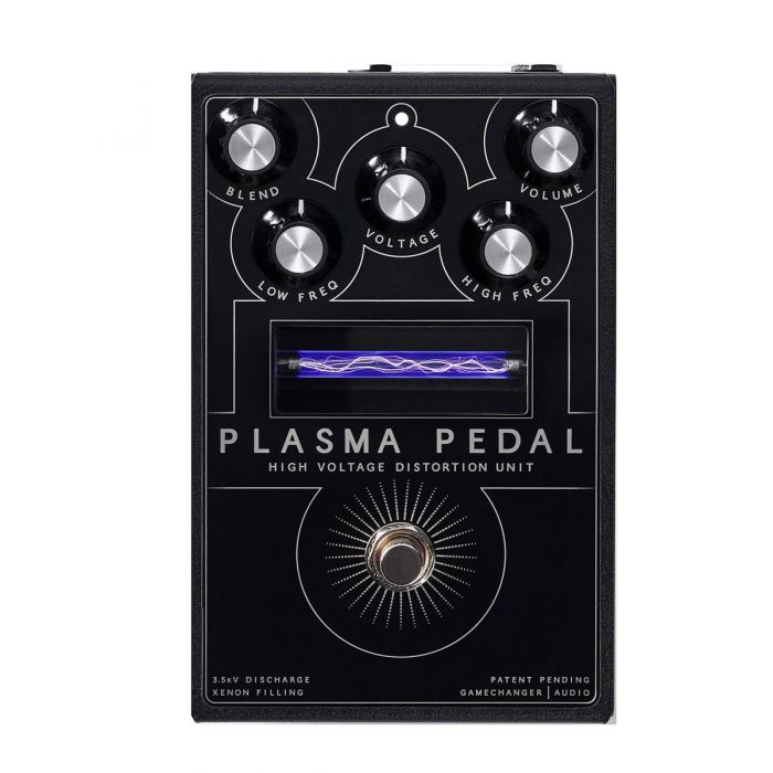 Gamechanger Audio Plasma Distortion Pedal