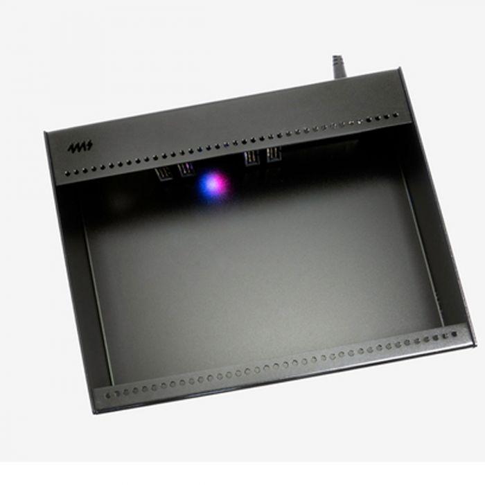 4ms POD 40X Eurorack Case (Powered - 40hp)