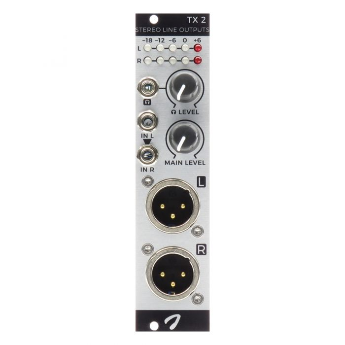 Joranalogue Transmit 2 Eurorack Audio Output Module