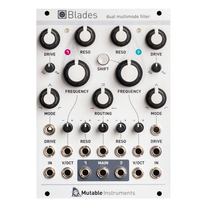 Mutable Instruments Blades Eurorack Dual Analog Filter Module