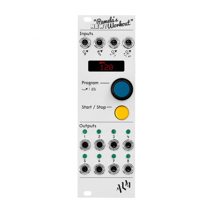 ALM Busy Circuits Pamela's New Workout Eurorack Module