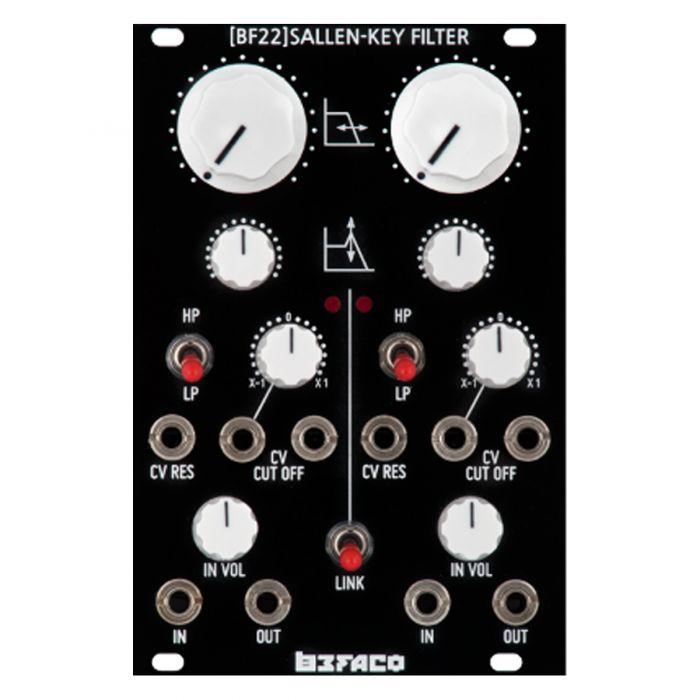 Befaco BF-22 Sallen Key Eurorack Filter Module