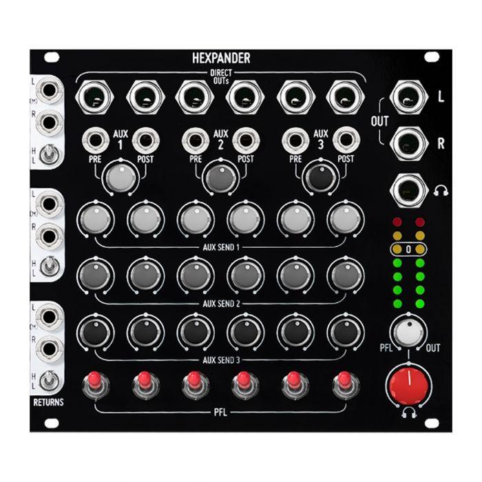 Befaco Hexpander Eurorack Mixer Module (Hexmix)