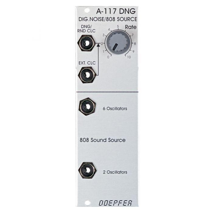 Doepfer A-117 Digital Noise/808 Source Eurorack Module