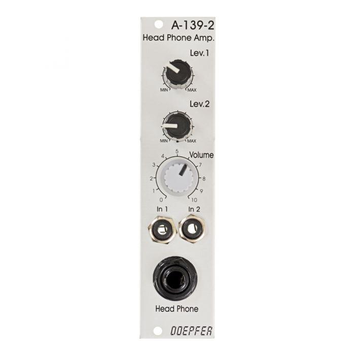 Doepfer A-139-2 Eurorack Headphone Amplifier Module