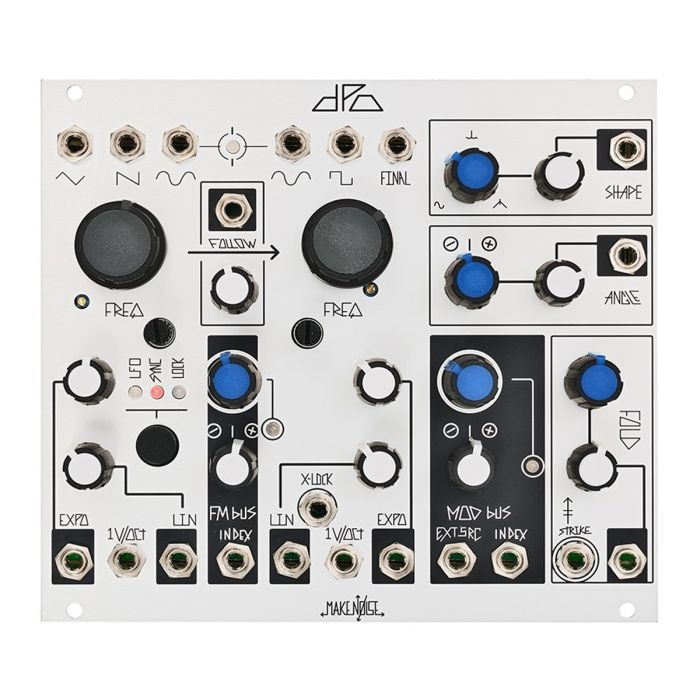 Make Noise DPO Dual Primary Eurorack Oscillator