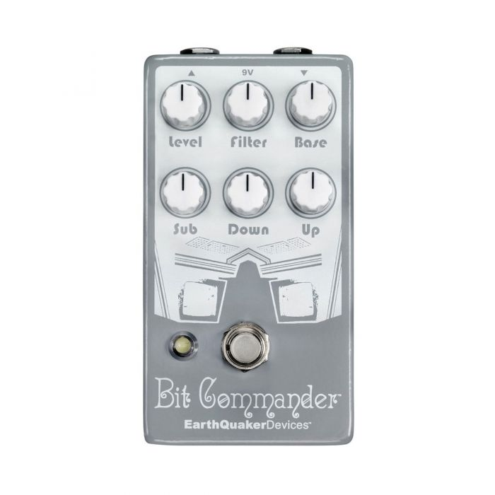 Earthquaker Devices Bit Commander V2 Analog Octave Synth Effects Pedal