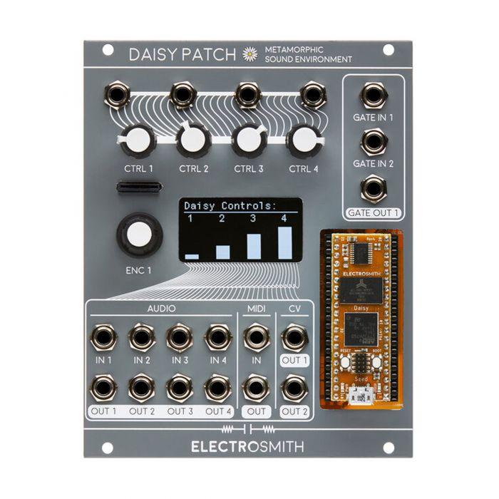 Electro-Smith Daisy Patch Programmable Eurorack Module