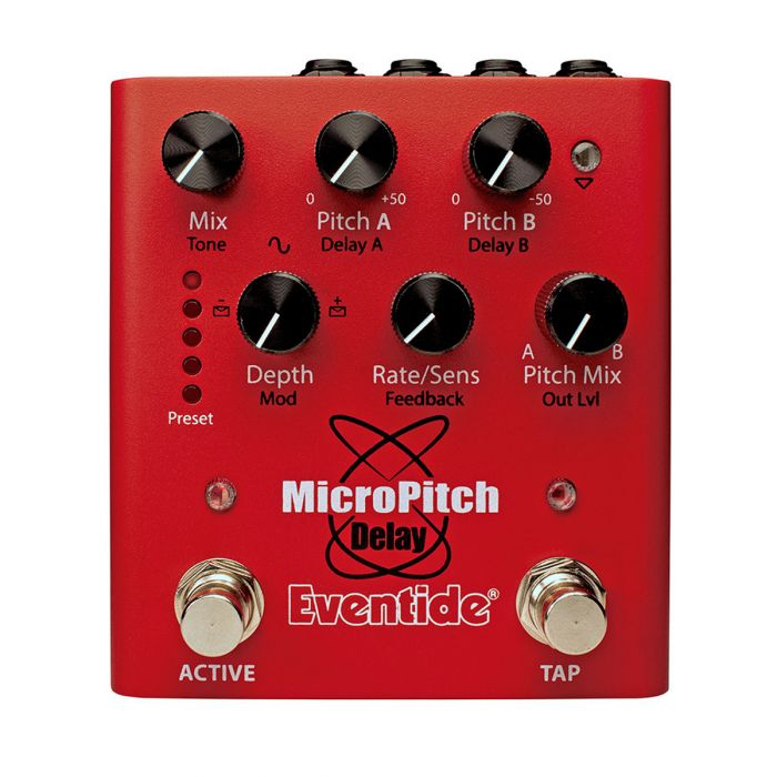 EventideMicroPitch Delay Effects Processor