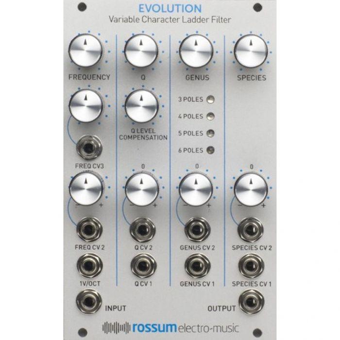 Rossum Electro-Music Evolution Eurorack VCF Module