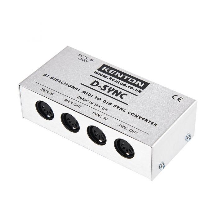 Kenton ElectronicsD-SYNC MIDI To DIN SYNC Convertor