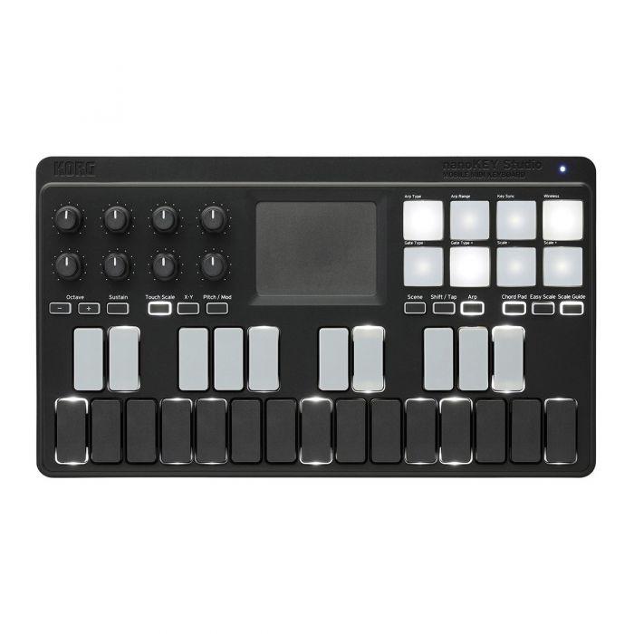 Korg NanoKey Studio USB & Bluetooth MIDI Controller