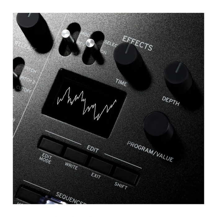 Korg Minilogue XD Polyphonic Analogue/Digital Hybrid Synth (keyboard)