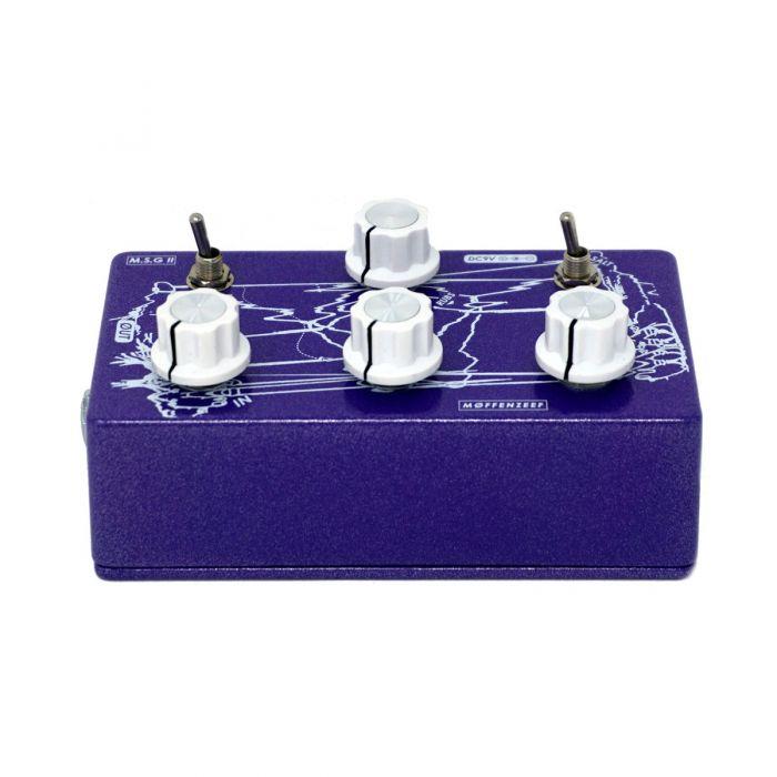 Moffenzeef Mini Sound Generator II Desktop Synth (MSG) - Purple