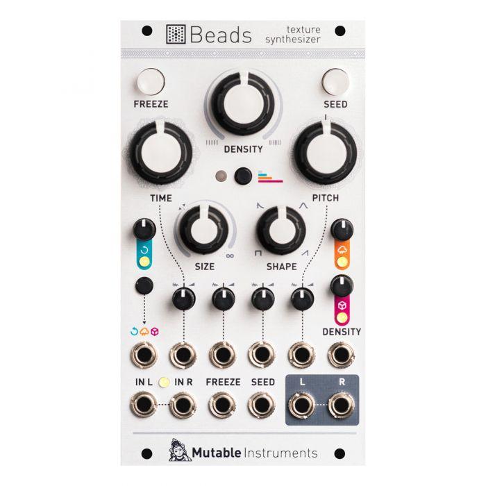 Mutable Instruments Beads Eurorack Granular Synthesis Module