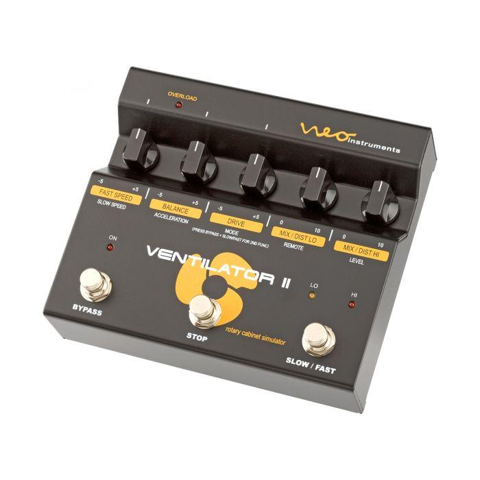 Neo Instruments Ventilator 2 Rotary Speaker Effects Processor