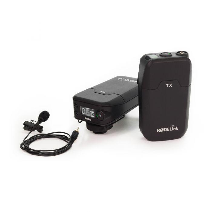 Rode Filmmaker Kit Wireless Mic Recording Kit (B-Stock)